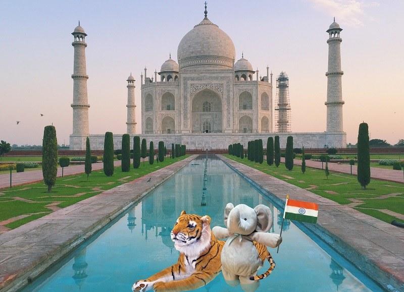 Taj Mahal /imgur.com