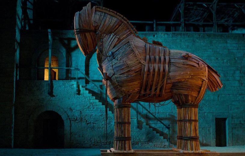 """""""Tajemnica konia trojańskiego"""" /@ZDF /materiały prasowe"""