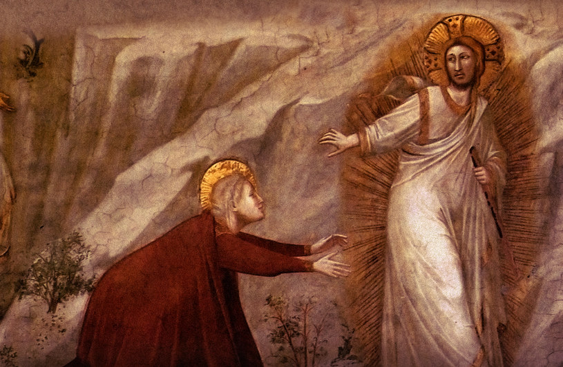 """""""Tajemnica Marii Magdaleny"""", Paweł Lisicki. Fragment okładki /"""