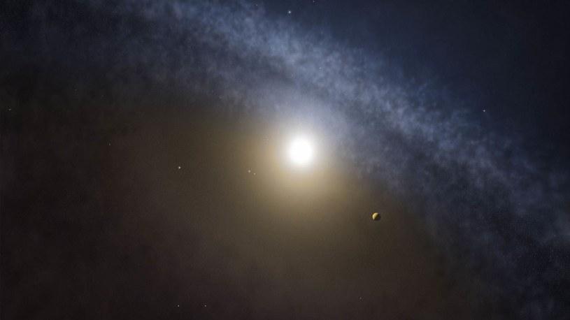 Tajemnica masywnych planet coraz bliższa rozwiązania /materiały prasowe