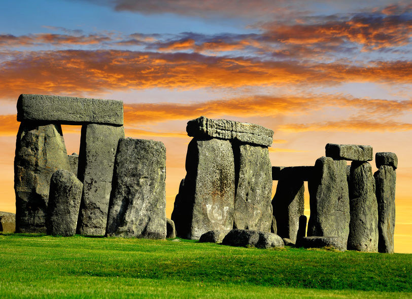 Tajemnica Stonehenge rozwikłana /123RF/PICSEL