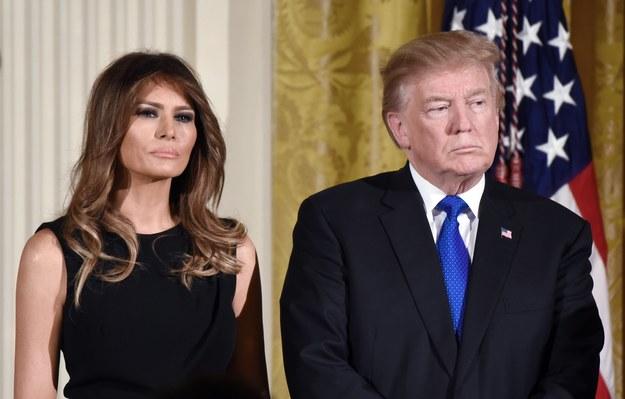 Tajemnice alkowy Trumpa. Chwali się, że sypia z żonami kolegów, z własną już nie