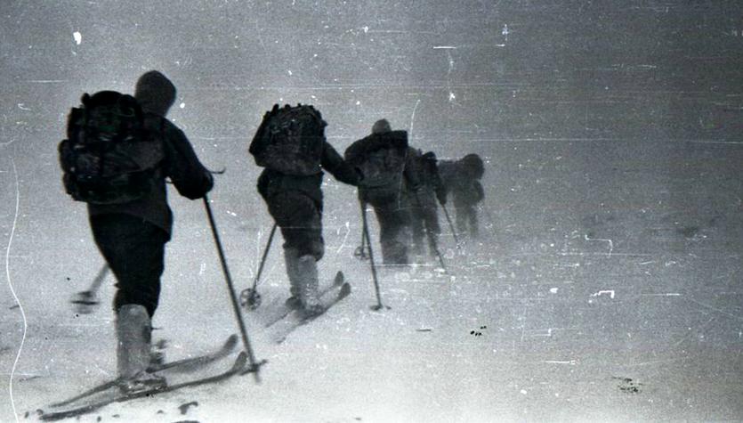Tajemnice góry umarłych: Tragedia na przełęczy Diatłowa