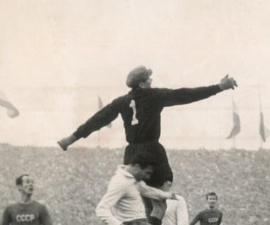 Tajemnice mundialu. Dzień, w którym król Lew Jaszyn puścił gola... olimpijskiego
