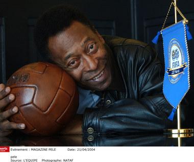 Tajemnice mundialu. Dzień, w którym Pele... nie strzelił gola, ale przeszedł do legendy