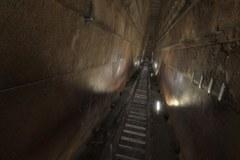 Tajemnicza jama w piramidzie Cheopsa