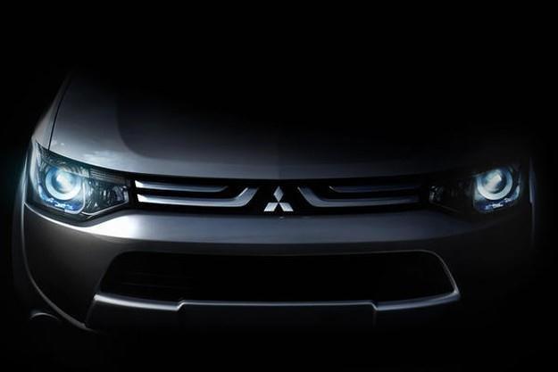 Tajemnicza nowość Mitsubishi /