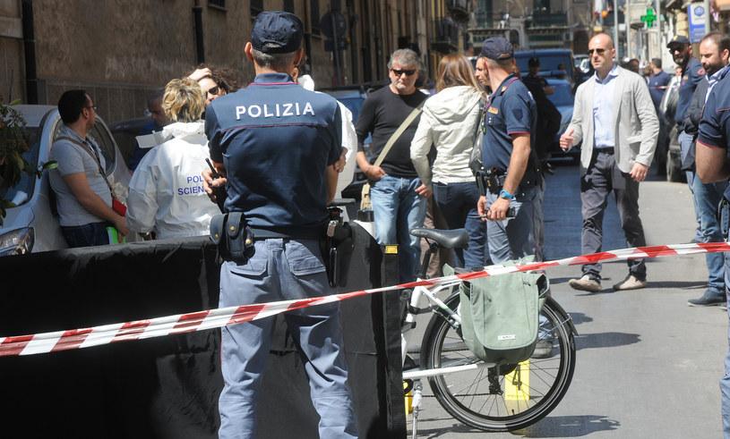 Tajemnicza śmieć Polki we Włoszech (zdjęcie ilustracyjne) /Alessandro FUCARINI /AFP