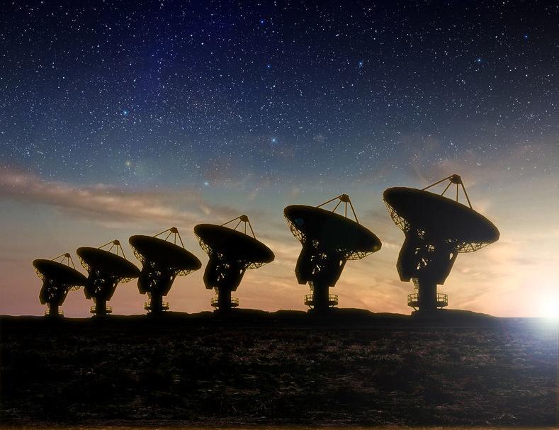 Tajemnicze dźwięki ze stratosfery. Co jest ich źródłem? /123RF/PICSEL