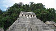 Tajemnicze miasto Majów
