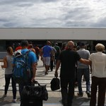 Tajemnicze zakłócenia w pracy wielu lotnisk na świecie. Problem z obsługą pasażerów