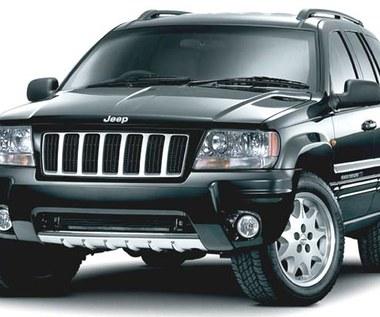 Tajemniczy Jeep