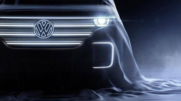 Tajemniczy koncept Volkswagena /Volkswagen