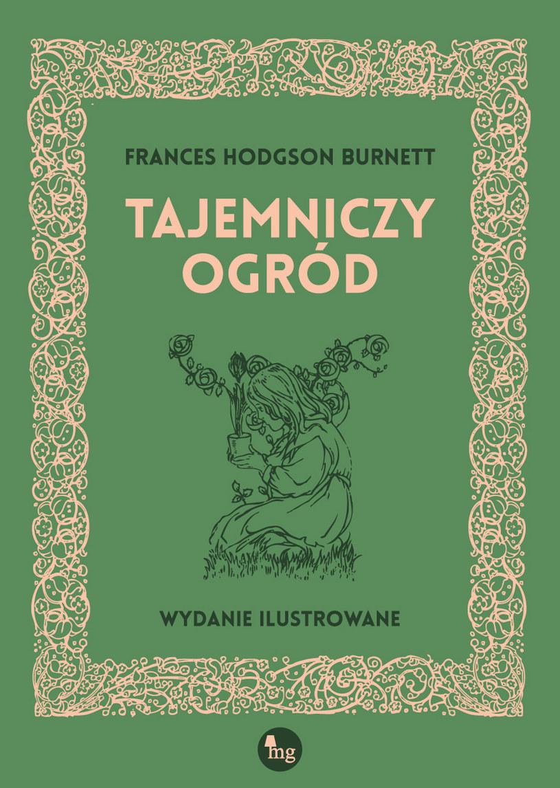 Tajemniczy ogród, Frances Hodgson Burnett /INTERIA.PL/materiały prasowe