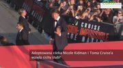 Tajemny ślub Isabelli, adoptowanej córki Nicole Kidman i Toma Cruise'a