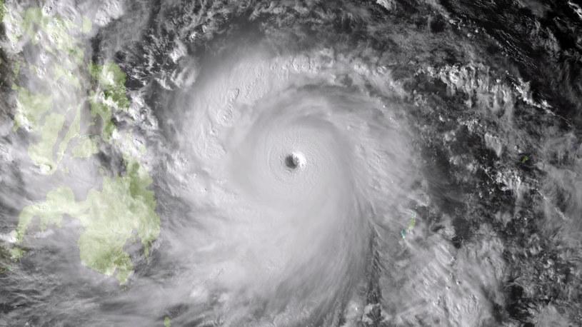 Tajfun Haiyan /AFP