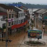 Tajfun Rannasun szaleje na południu Chin