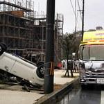 Tajfun Trami uderzył w Japonię. Wzrosła liczba ofiar