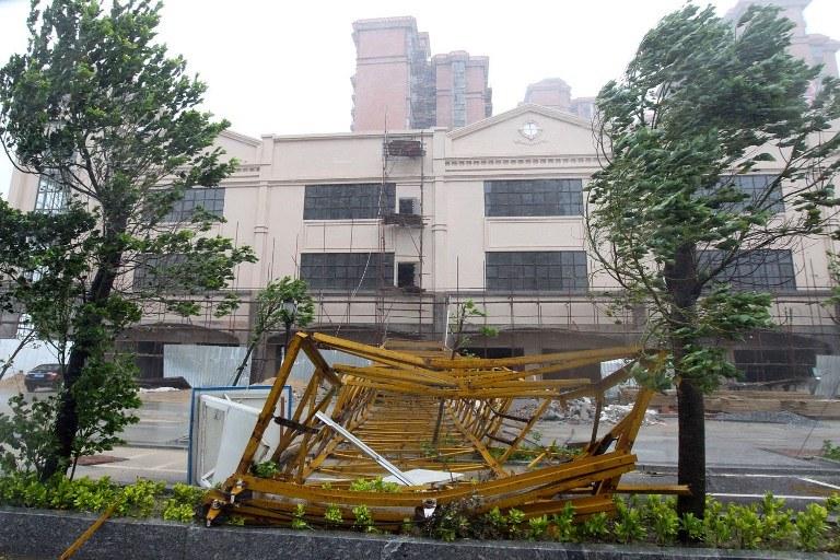 Tajfun Utor /AFP