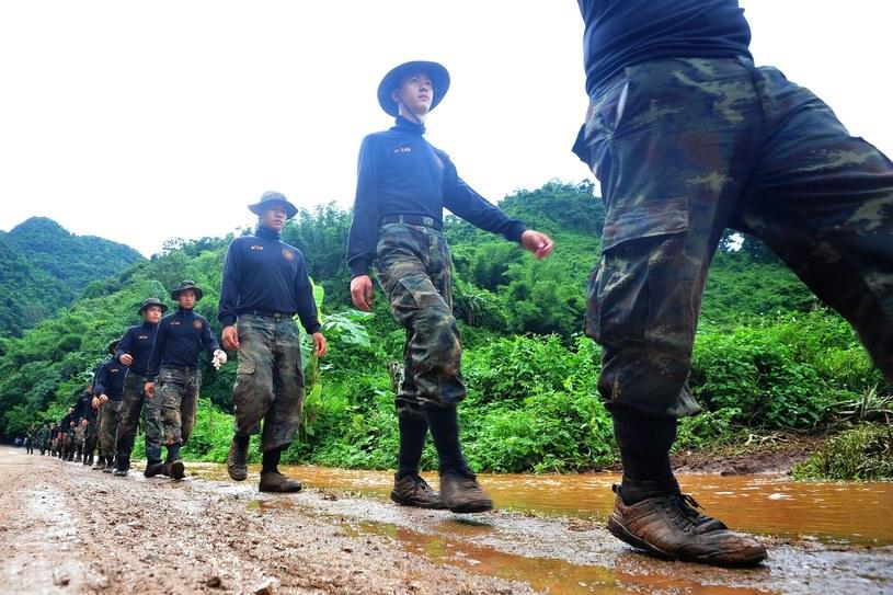 Tajlandia. Jaskinia Tham Luang. To była walka z czasem i walka o honor /Getty Images
