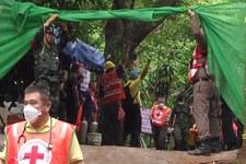 Tajlandia: Trwa oczekiwanie na wznowienie akcji ratunkowej
