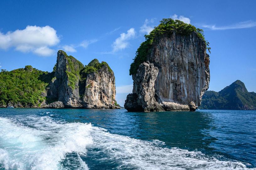 Tajlandia umożliwi turystom odbycie kwarantanny na jachcie /MLADEN ANTONOV /AFP