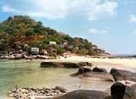 Tajlandia, wyspa Koh Nangyuan /Encyklopedia Internautica