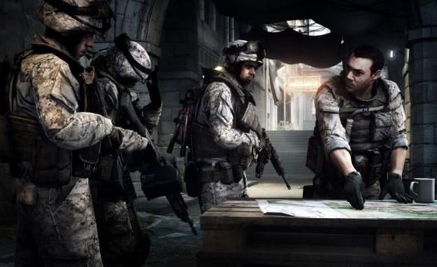 Tajna narada w sztabie Battlefield 3 przed jesiennym starciem z Modern Warfare 3 /Informacja prasowa