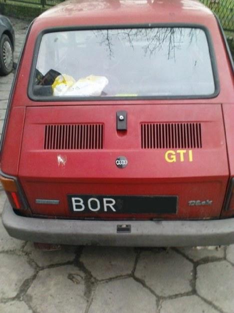 Tajne auto BOR