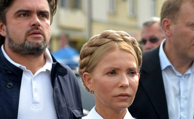 Tajne spotkanie Tymoszenko - Kołomojski w Warszawie