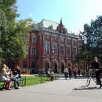 Tajnym wejściem na uczelnie
