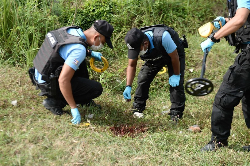 Tajska policja; zdj. ilustracyjne /AFP