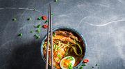 Tajska zupa z wieprzowiną