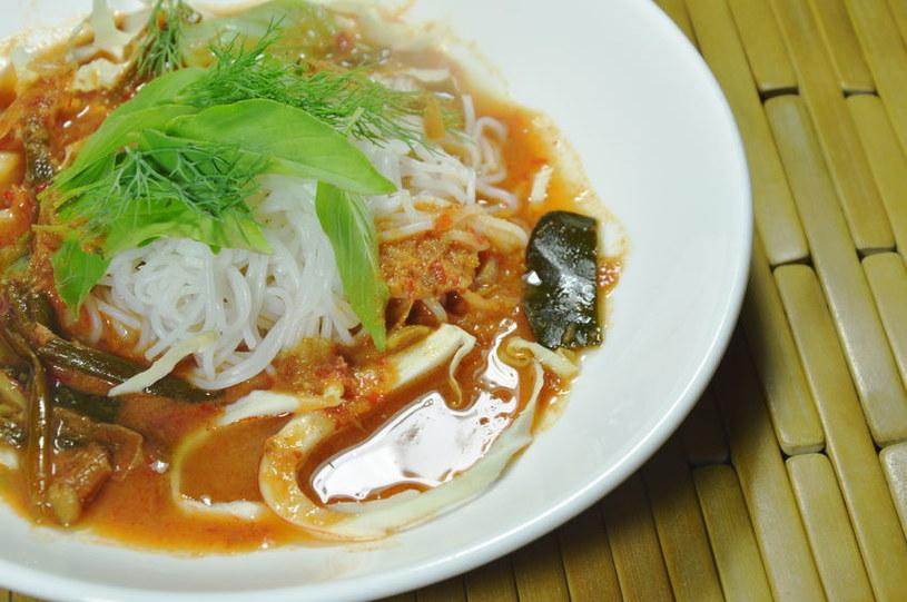 Tajska zupa /©123RF/PICSEL