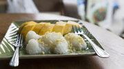 Tajski deser na bazie ryżu