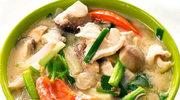 Tajski rosół Tom Kha Gai