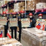 Tajwan dziękuje Polsce za szczepionki. Promują produkty w sklepach