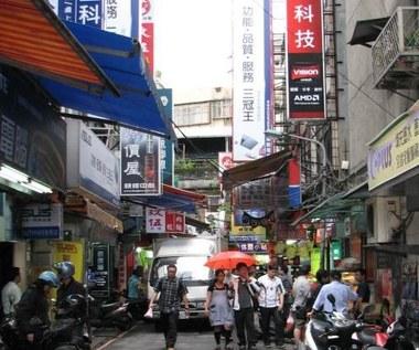 Tajwan - wyspa technologii
