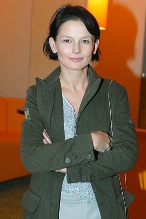 Tak aktorka wyglądała w 2008 roku /Marek Ulatowski /MWMedia