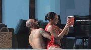 Tak Alicia Keys i Swizz Beatz relaksują się na urlopie