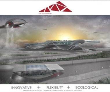 Tak będą wyglądać lotniska przyszłości