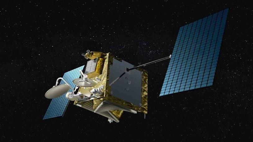 Tak będą wyglądać satelity OneWeb /materiały prasowe