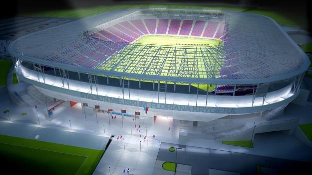 Tak będzie wyglądać nowy stadion Pogoni? Fot. stadion.szczecin.pl /