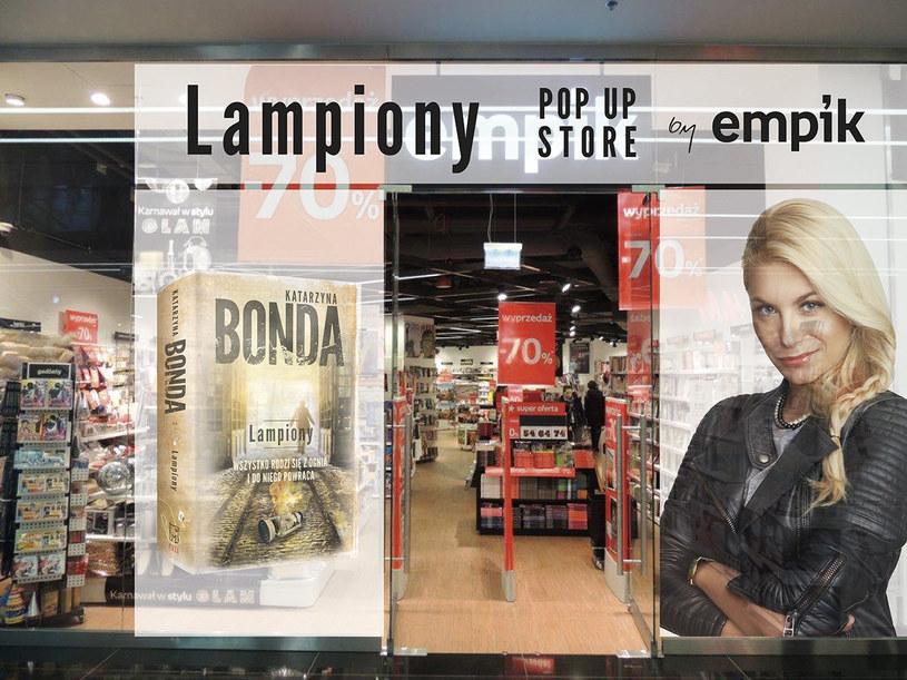 Tak będzie wyglądał Lampiony Pop Up Store by Empik /materiały prasowe