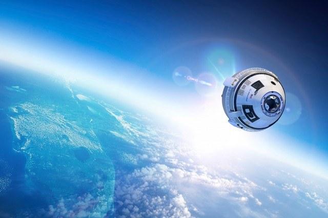 Tak będzie wyglądał Starliner /NASA