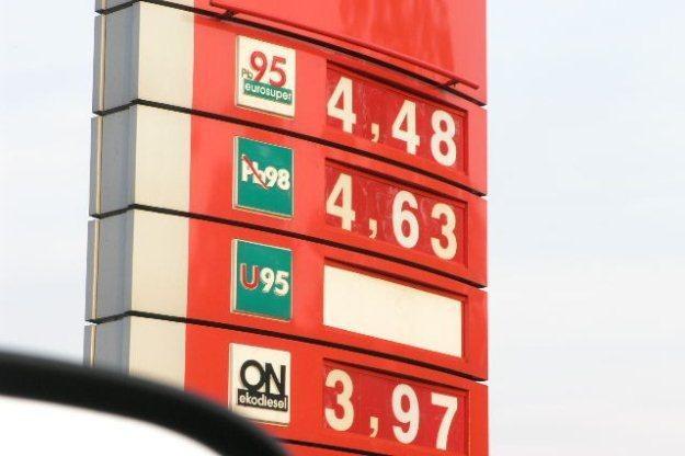 Tak było kiedyś... Cen paliw nie da się przewidzieć /INTERIA.PL