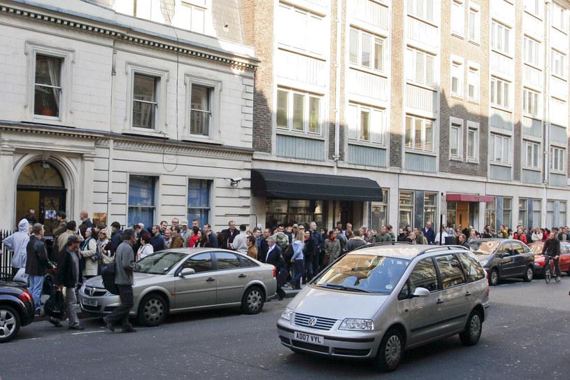 Tak było podczas poprzednich wyborów. Polacy głosujący w ambasadzie w Londynie /Jacek Szydłowski /Agencja FORUM