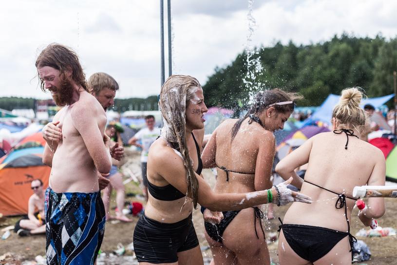 Tak było podczas Przystanku Woodstock 2017 /Krzysztof Kaniewski /Reporter