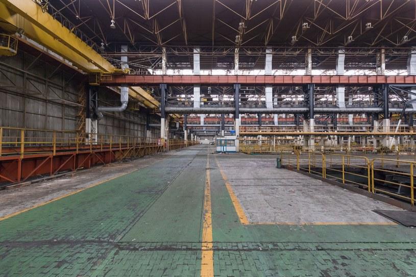 Tak dziś wyglądają pozostałości fabryki na Żeraniu /Arkadiusz Ziółek /East News