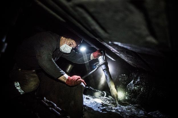Tak górnicy fałszują dokumentację. Po to, by dostać wyższą emeryturę. Fot. A. Burton /Getty Images/Flash Press Media